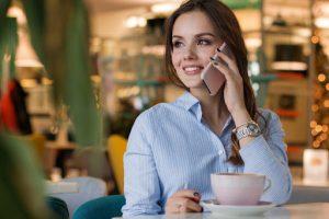 faire l'amour par téléphone